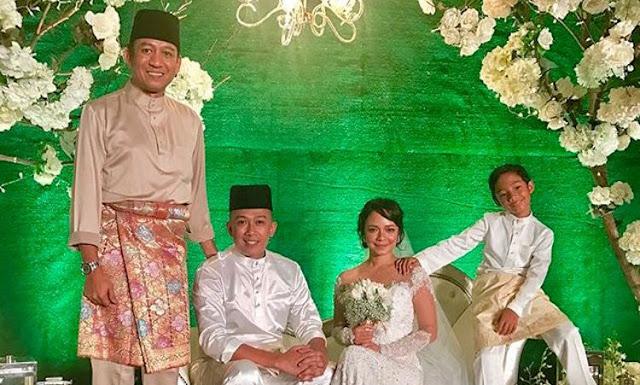 Baju pengantin nampak lurah dada Nora Danish dikritik netizen