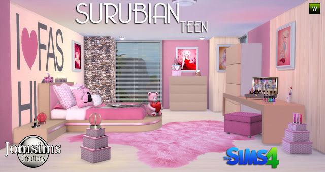 Jomsimscreations Blog New Surubian Tenn Bedroom Click