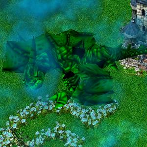 azure dragon naruto castle defense