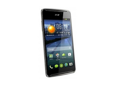 Acer Liquid E600 Specifications - LAUNCH Announced 2014, June DISPLAY Type IPS LCD capacitive touchscreen, 16M colors Size 5.0 inches (~65.1% screen-to-body ratio) Resolution  480 x 854 pixels (~196 ppi pixel density) Multitouch Yes BODY Dimensions 147 x 72 x 9.5 mm (5.79 x 2.83 x 0.37 in) Weight 155 g (5.47 oz) SIM Micro-SIM PLATFORM OS Android OS, v4.4.2 (KitKat) CPU Quad-core 1.2 GHz Cortex-A7 Chipset Qualcomm MSM8926 Snapdragon 400 GPU Adreno 305 MEMORY Card slot microSD, up to 32 GB (dedicated slot) Internal 4 GB, 1 GB RAM 16 GB, 2 GB RAM CAMERA Primary 8 MP, autofocus, LED flash Secondary 2 MP or VGA Features Geo-tagging, touch focus, HDR Video Yes NETWORK Technology GSM / HSPA / LTE 2G bands GSM 850 / 900 / 1800 / 1900 3G bands HSDPA 900 / 2100   HSDPA 850 / 900 / 1900 / 2100 4G bands LTE band 1(2100), 3(1800), 7(2600), 20(800)    LTE: 800 / 1700(AWS) 1800 / 1900 / 2100 / 2600 MHz Speed HSPA 21.1/5.76 Mbps, LTE Cat4 150/50 Mbps GPRS Yes EDGE Yes COMMS WLAN Wi-Fi 802.11 b/g/n, hotspot GPS Yes, with A-GPS USB microUSB v2.0 Radio  Bluetooth v4.0, A2DP FEATURES Sensors Accelerometer, proximity Messaging SMS (threaded view), MMS, Email, Push Email Browser HTML Java No SOUND Alert types Vibration; MP3, WAV ringtones Loudspeaker Yes 3.5mm jack Yes  - DTS sound BATTERY  Non-removable Li-Ion 2500 mAh battery Stand-by  Talk time Up to 6 h (3G) Music play  MISC Colors Black, Green, Dark red  - MP3/WAV/AAC player - MP4/H.264 player - Document viewer - Photo/video viewer/editor - Voice memo/dial