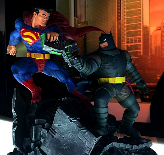 Superman vs Batman Action Figure, Superman vs Batman