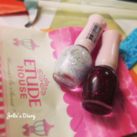 Etude House Dear My Party Nails | Jolvlee
