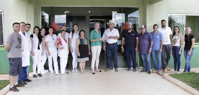 Manoel Ribas: Prefeitura autoriza início das reformas no Hospital Municipal Santo Antônio