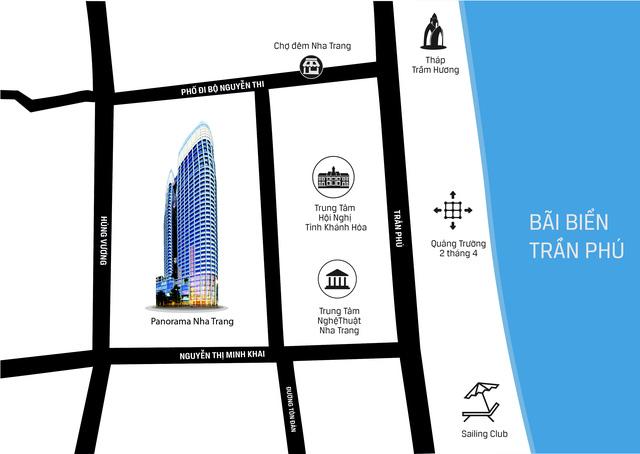 vị trí căn hộ cao cấp panorama nha trang 0934136173