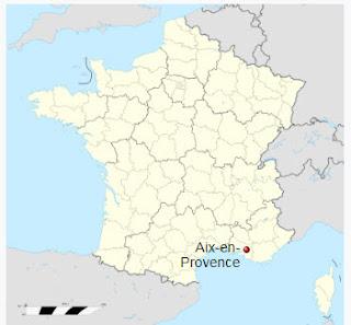 Η Αιξ-αν-Προβάνς, Γαλλία. https://leipsanothiki.blogspot.com/