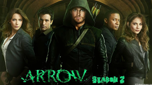Arrow Season 2 Sub Indo