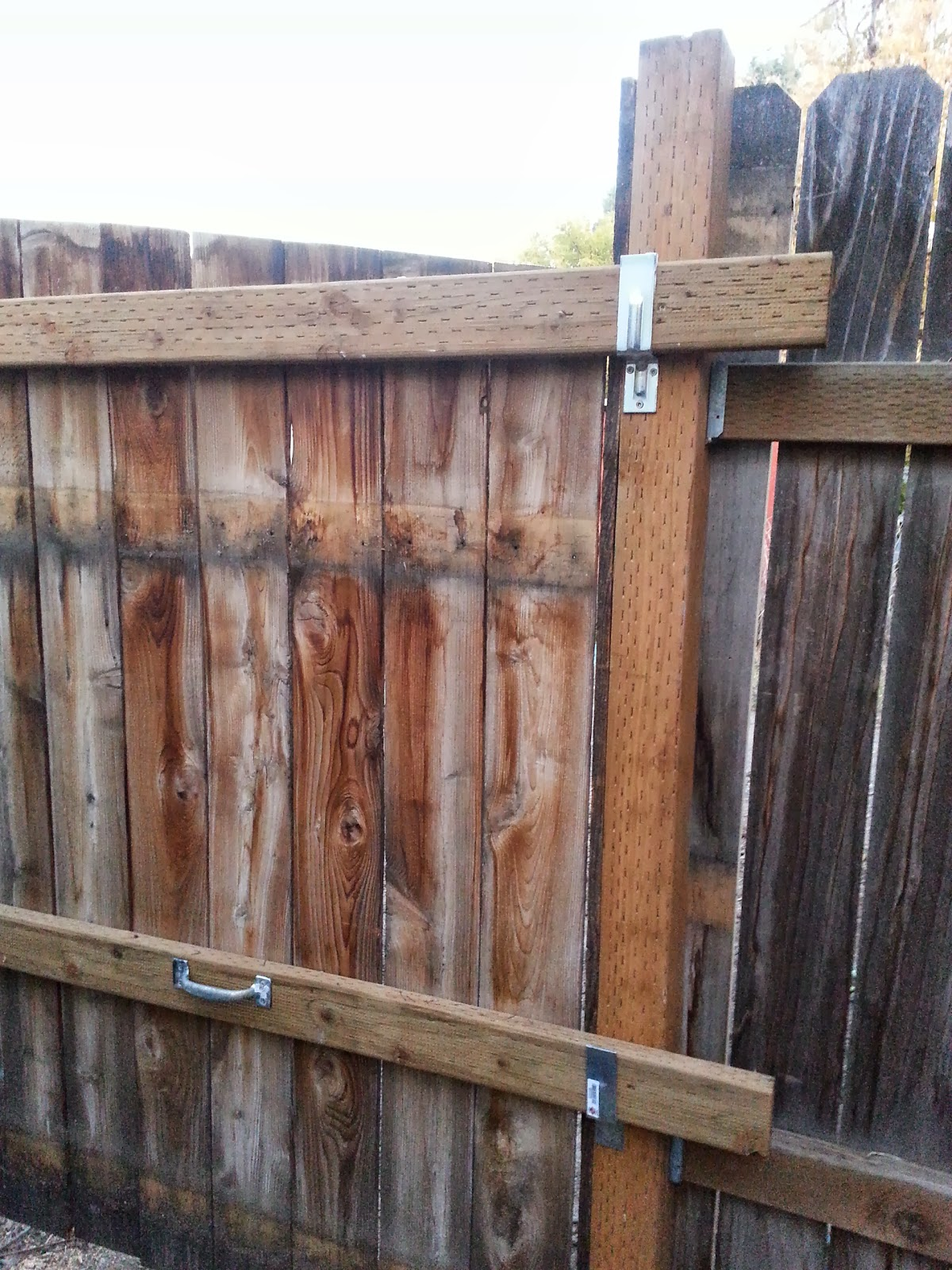 How To Build A Removable Fence Panelhow To Build A Removable Fence Panel South Florida Is A High