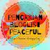 Segmen Pencarian Bloglist Peaceful by Najihah