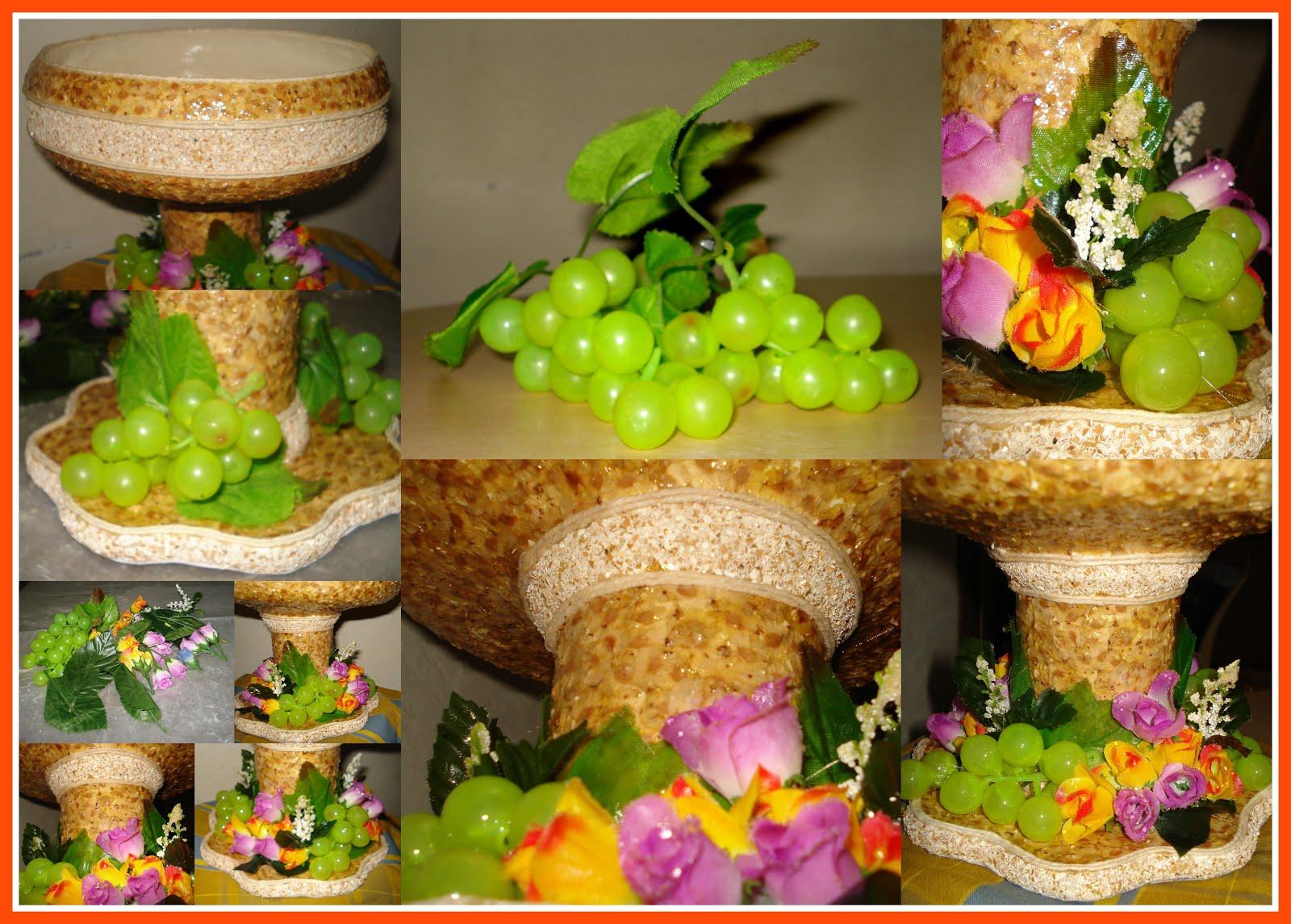 50a92ef0fd21 ... y esas florcitas a veces las usábamos para los tocados según el baile