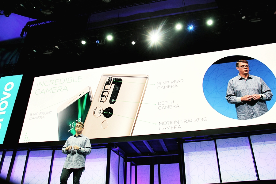 presentation phone