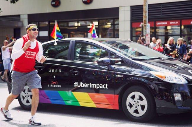 Funcionários do Uber serão capacitados para respeitar clientes LGBT
