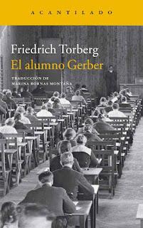 El alumno Gerber Friedrich Torberg