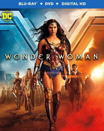 Wonder Woman 2017 English BRRip 480p 400MB Hindi Subs