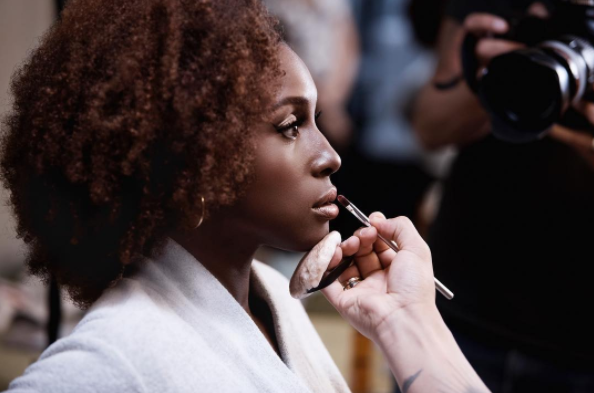 #CoverGirlMade   Issa Rae is the New Face of #CoverGirl Cosmetics