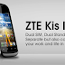 ZTE Kis 3. Hands-on Review: Οικονομικό και με Android Kitkat!