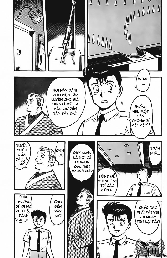 Break Shot chap 039 trang 8
