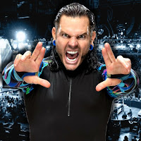 Jeff Hardy Talks Which Legend Inspired His Face Paint, Walking To The Ring With His Eyes Closed