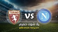 نتيجة مباراة نابولي وتورينو اليوم السبت بتاريخ 29-02-2020 الدوري الايطالي