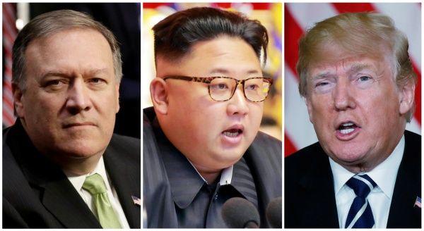 Trump confirman reunión entre Mike Pompeo y Kim Jong-un