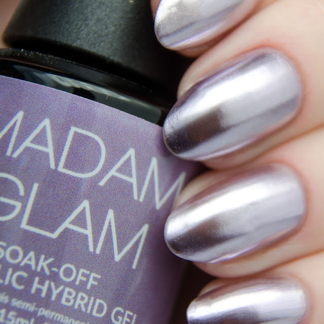 "Madam Glam ""Say I Do"" Metallic Hybrid Gel"