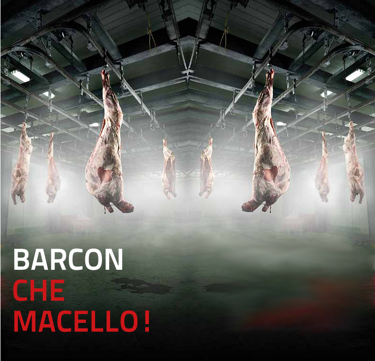 NO AL MACELLO DI BARCON
