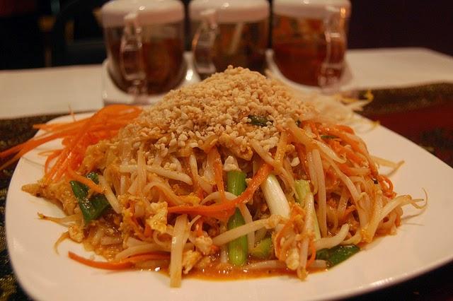 Street food cuisine du monde recette de pad tha ramen - Recette cuisine thailandaise traditionnelle ...