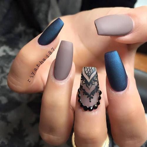 Fabulous Prom Nail Art Ideas For You To Rock