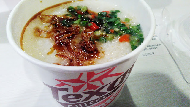 Chicken Porridge - Texas Chicken