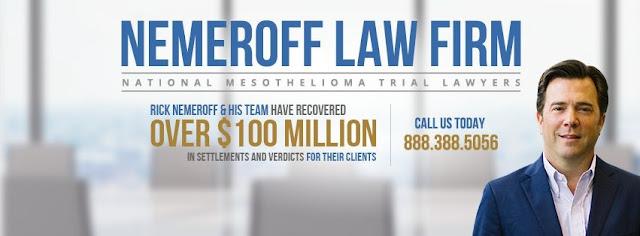 Nemeroff Law Firm - Mesothelioma Attorneys