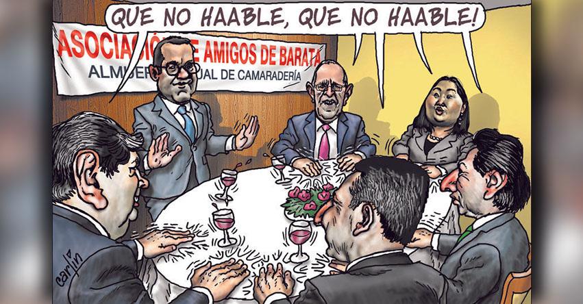 Carlincaturas Miércoles 15 Noviembre 2017 - La República