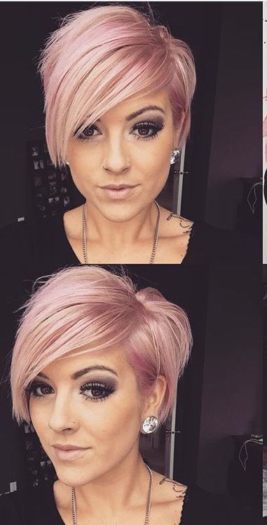 Awesome Ideas For Asymmetrical Haircuts Omg Love Beauty