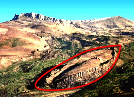 Arca de Noé - Evidência no Monte Ararat
