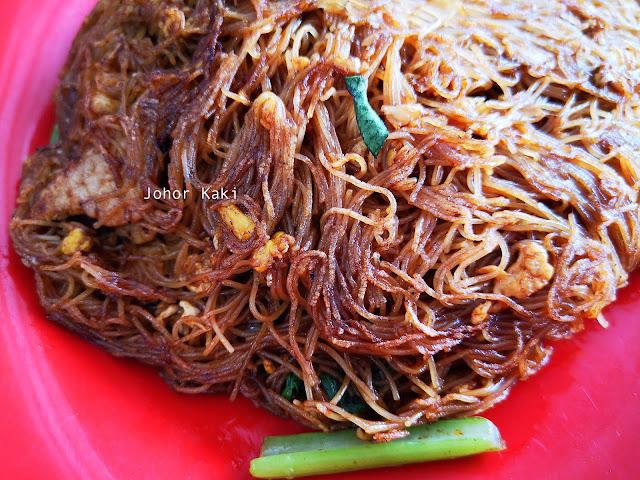 San Lou Dry Bee Hoon Creator Ah Kaw @ Restoran Ah Kaw 亚九咖喱鱼头