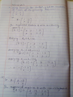 System of linear equations-Exercise 23 3-Solved