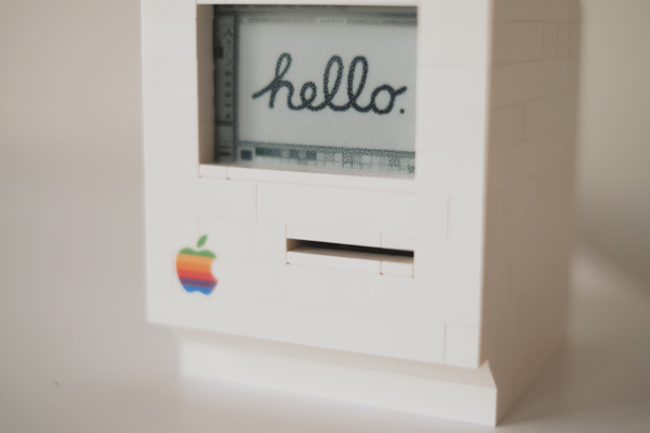 Macintosh Lego