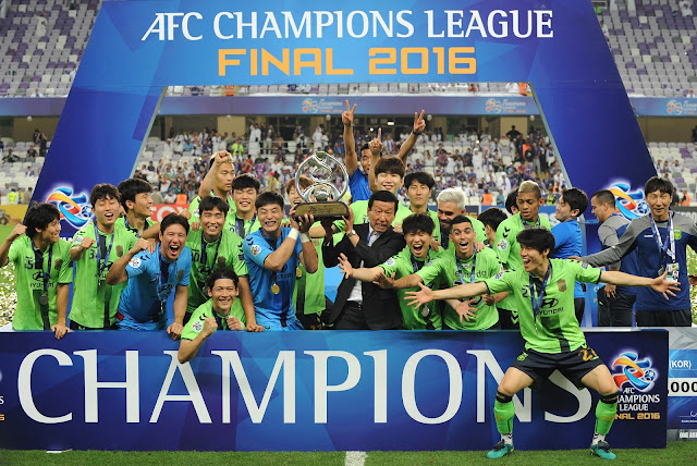 Jeonbuk Hyundai Motors - Champions of Asia AFC Champions League 2016