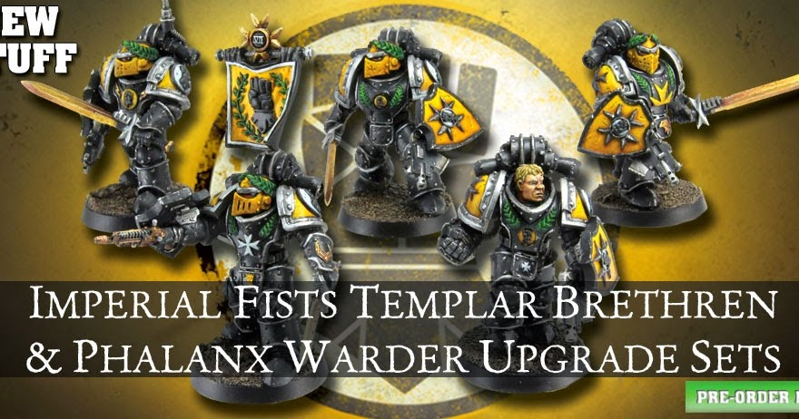 Bits 40K C FORGEWORLD Heresy IMPERIAL FISTS TEMPLAR BRETHREN HELMET