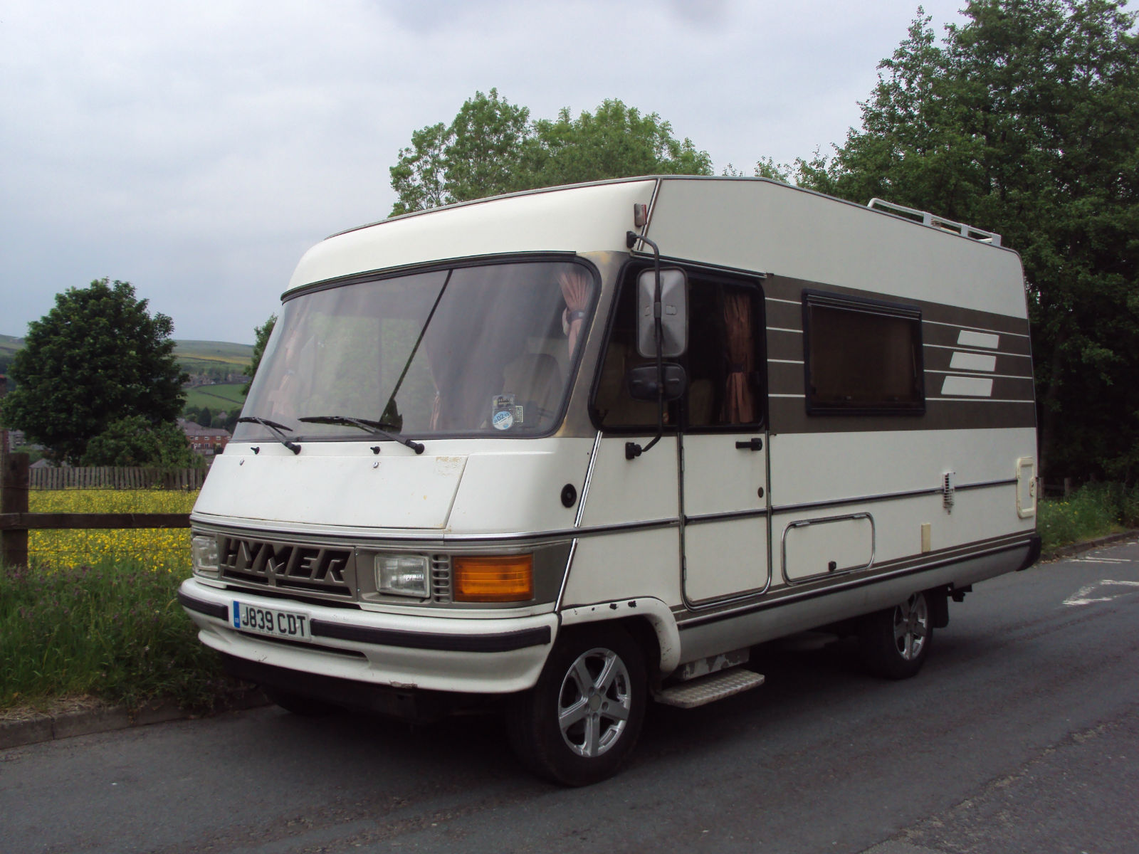 Motorhomes For Sale By Owner >> Used RVs 1991 Fiat Ducato Hymer For Sale For Sale by Owner
