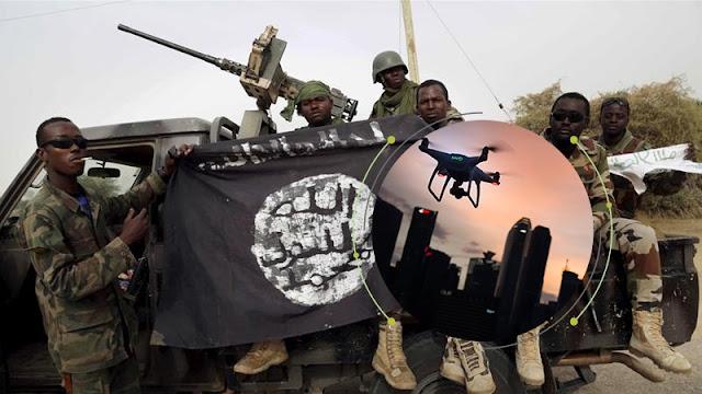 UAVs: Boko Haram In Nigeria Have Begun Using Drones Attack.