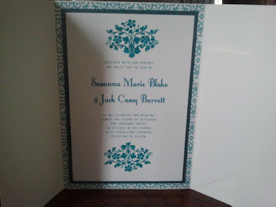 K'Mich Weddings - Wedding invitation - wedding planning