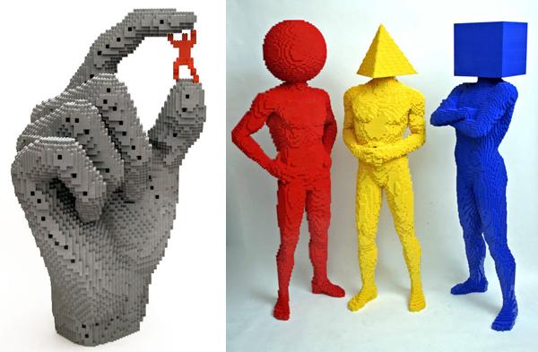 LEGO ART YANG UNIK - YANG UNIQUE