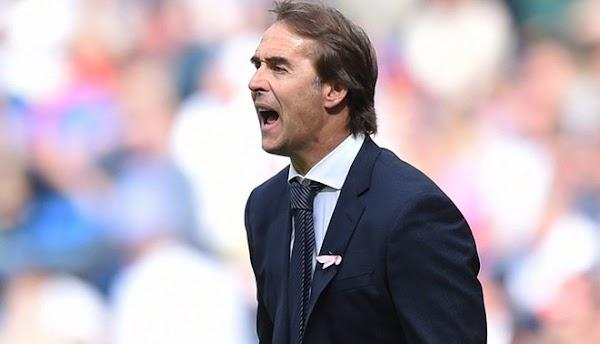 Oficial: Real Madrid, destituido Julen Lopetegui