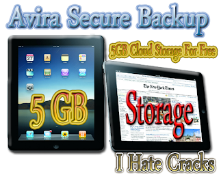 Get Avira Secure Backup With 5GB Cloud Storage For Free