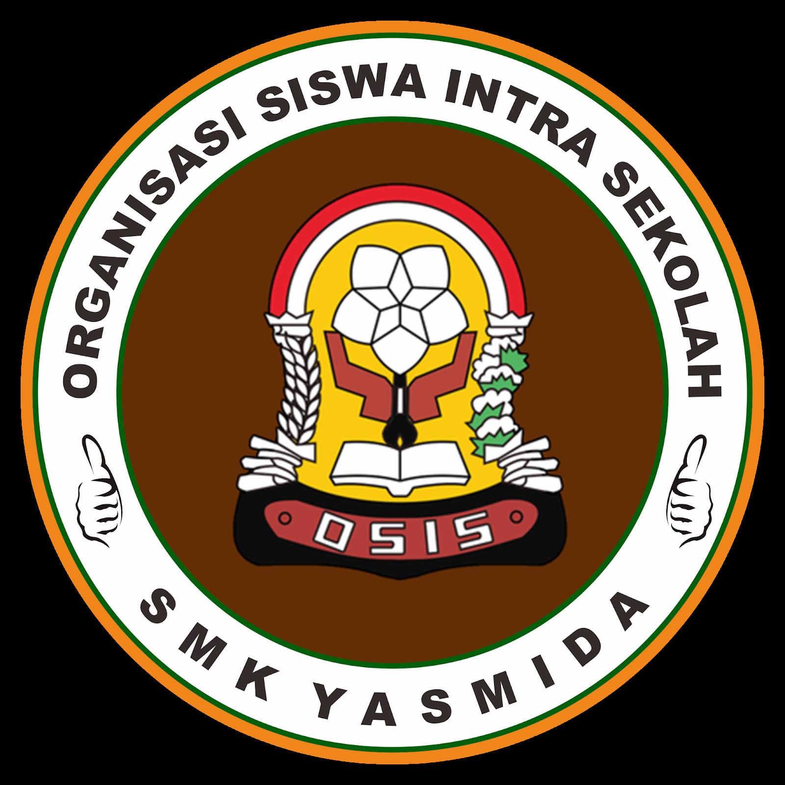 Desain Logo Osis Smk Yasmida Ambarawa Osika Abdur Rozak