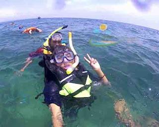snorkelingdi gili ketapang