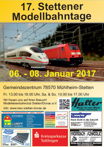 Ausstellung Stetten 2017