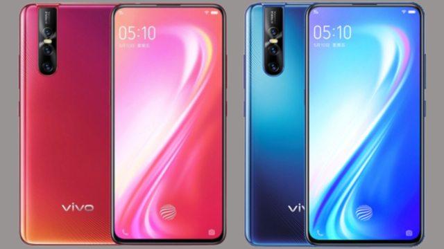 Vivo S1 Pro 2019 Spesifikasi Fitur Lengkap Dan Harga