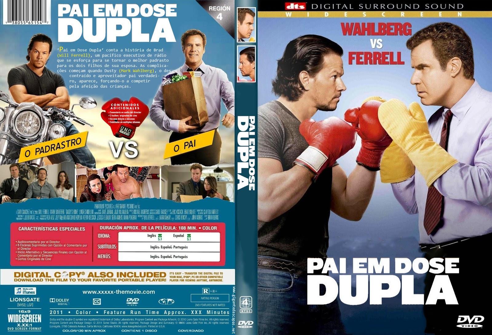 Download Pai em Dose Dupla DVD-R Pai 2Bem 2BDose 2BDupla 2B 25282016 2529