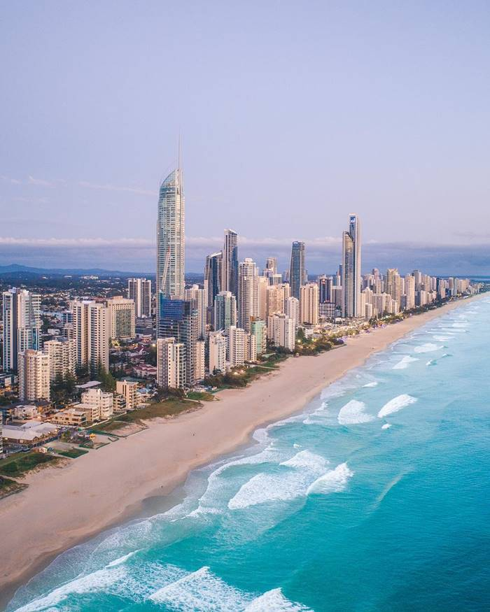 Urban and Natural Aerial View of Western Australia | Mitchell Clarke