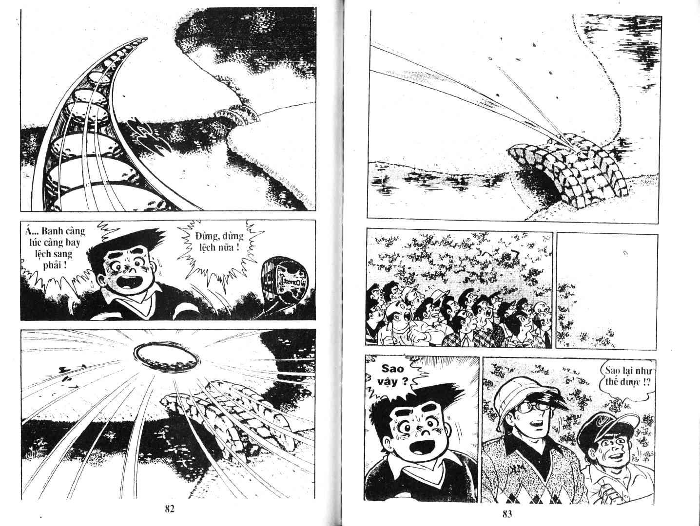 Ashita Tenki ni Naare chapter 43 trang 38